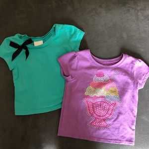 Other - Girls Short Sleeve Tops Size 18 Months Lot